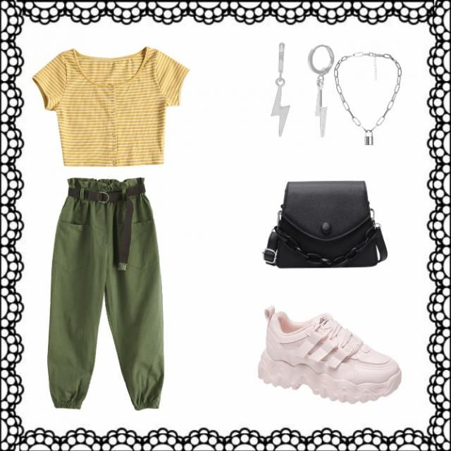 green&yellow❤