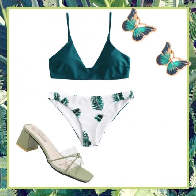 Green outfit🟢🟢🟢🟢