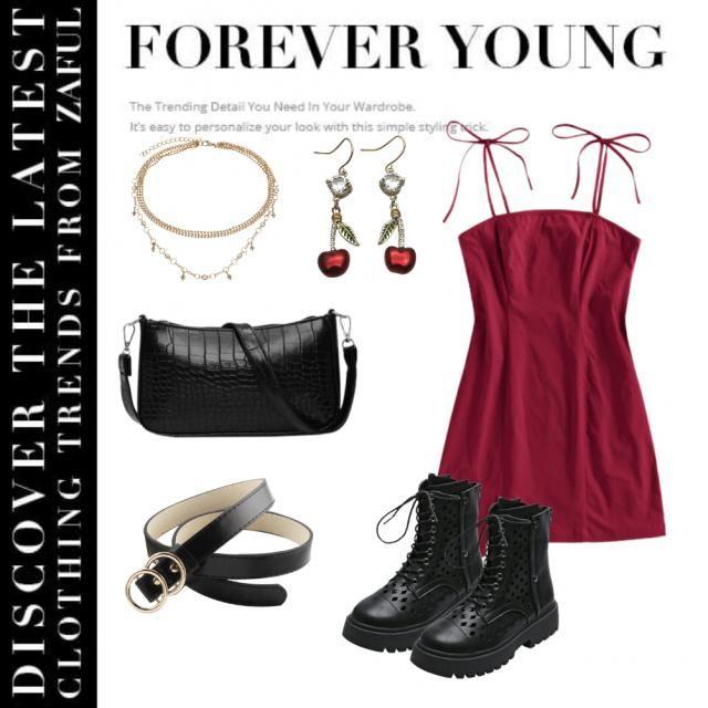 Something dark&fashion