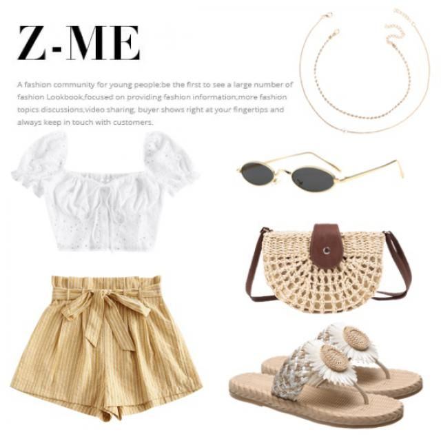 Picnic date outfit