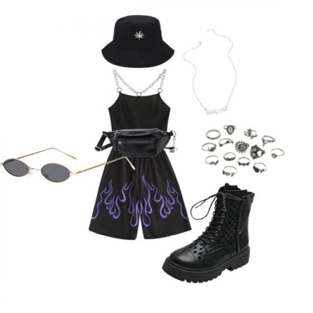 🖤 hello ladies , I'm back with another bomb outfit 💎an outfit of comfort 🖤 hope you like it 🖤