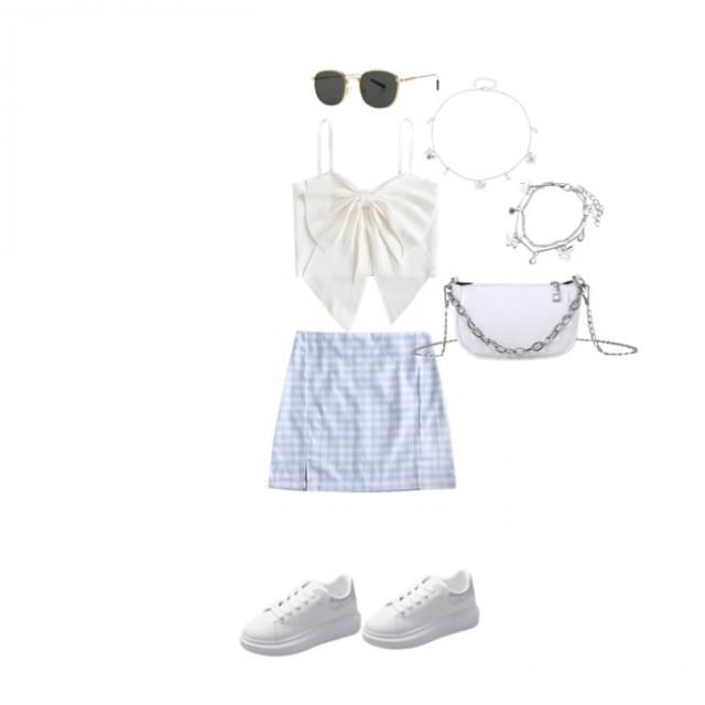 mid-August outfit idea😍