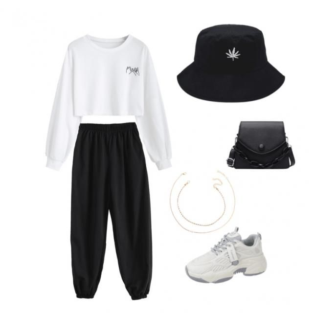 lazy weather outfit
