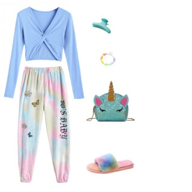 Now who doesn't love all of these from a gummy bare bracelet to a unicorn bag, this is one of those for a laz…