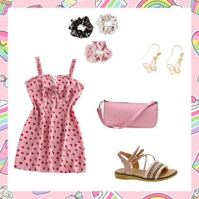 love and wear pink