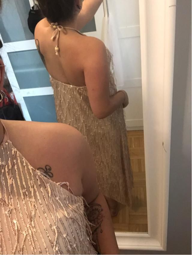 """Got this dress as """"surprise"""" from Zaful. First, I didn't know what to do with it and I was very scepti…"""