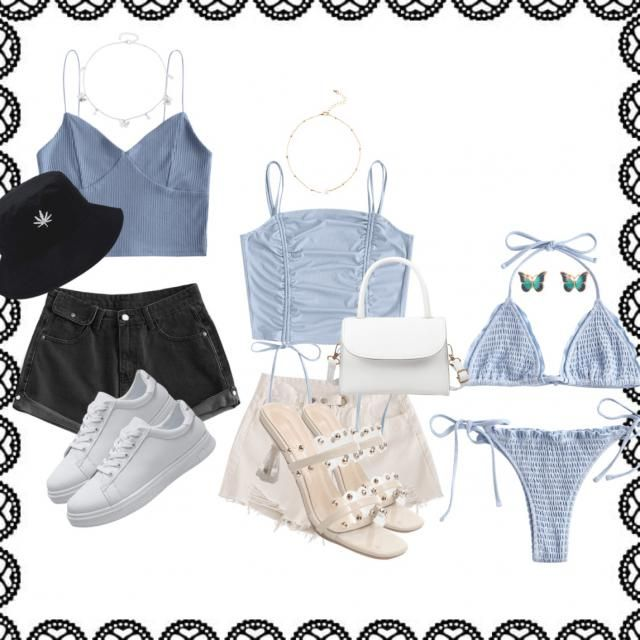 THE PISCES WARDROBE!! ♓️         PERFECT DATE