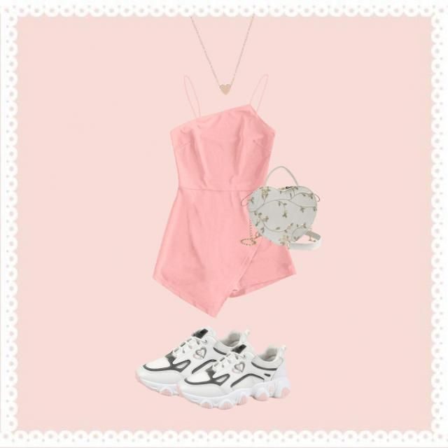 Lovely outfit for a date