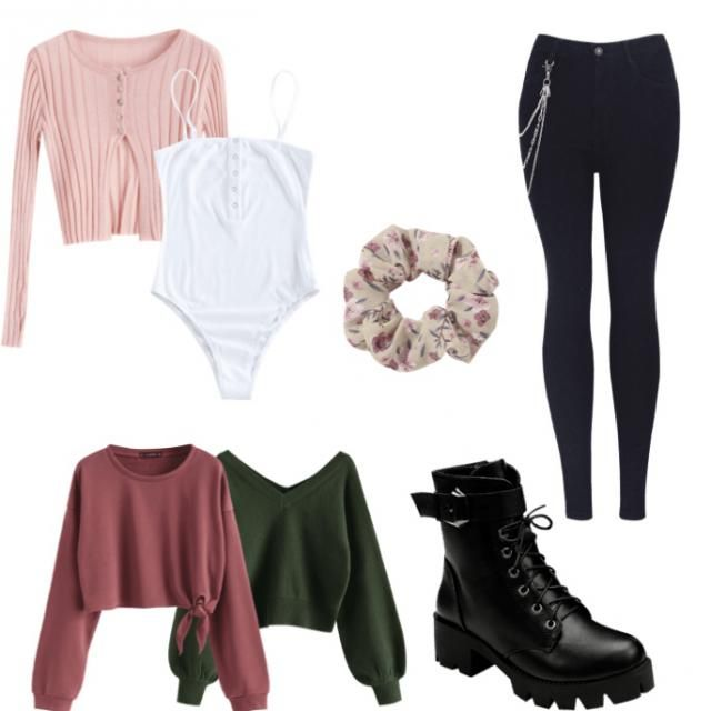 Pisces  - winter look that can be dressed down if the weather warms up
