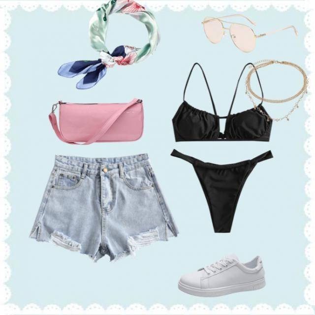 Beach day essentials!