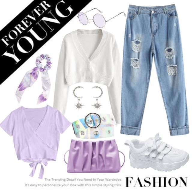 : Cute, Classic and Confortable.