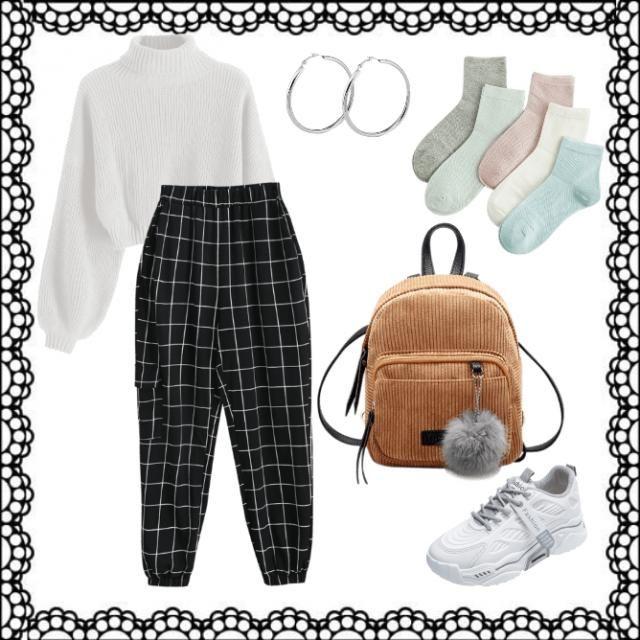 Back To School..Stylish edition!🦋🖤✨