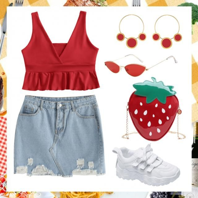 loves red! 🍒❤️ Aries is Adorable.