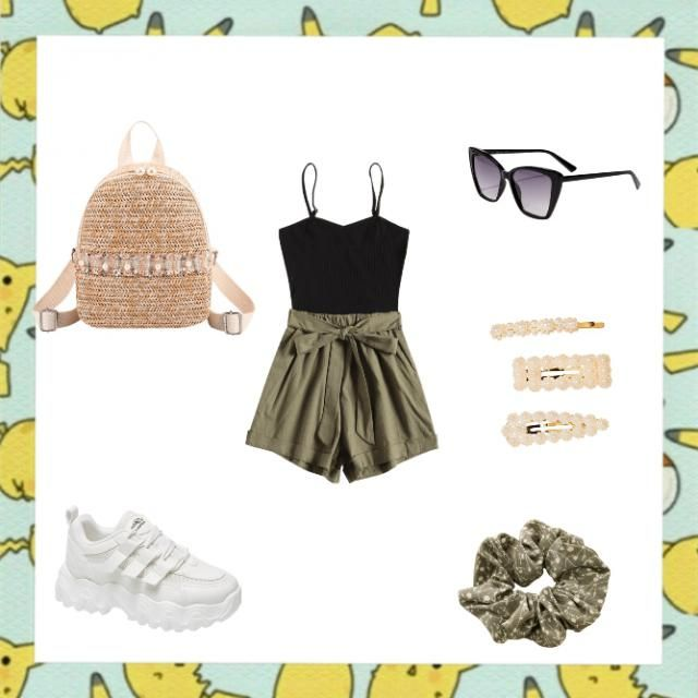 Summer outfit♎