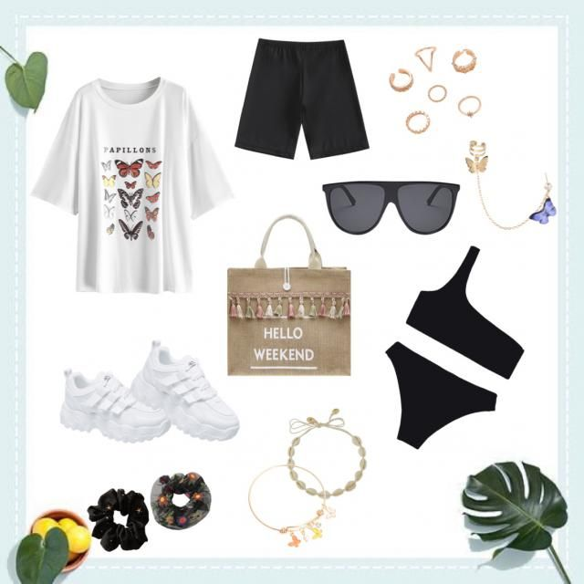Summer with zaful ✨🦋           🍉✨FOLLOW ME PLEASE✨🍉