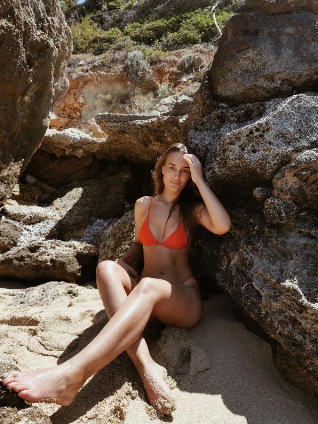 My perfect go to bikini 👙