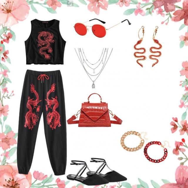 Aries Outfit. Comfortable with style🌹