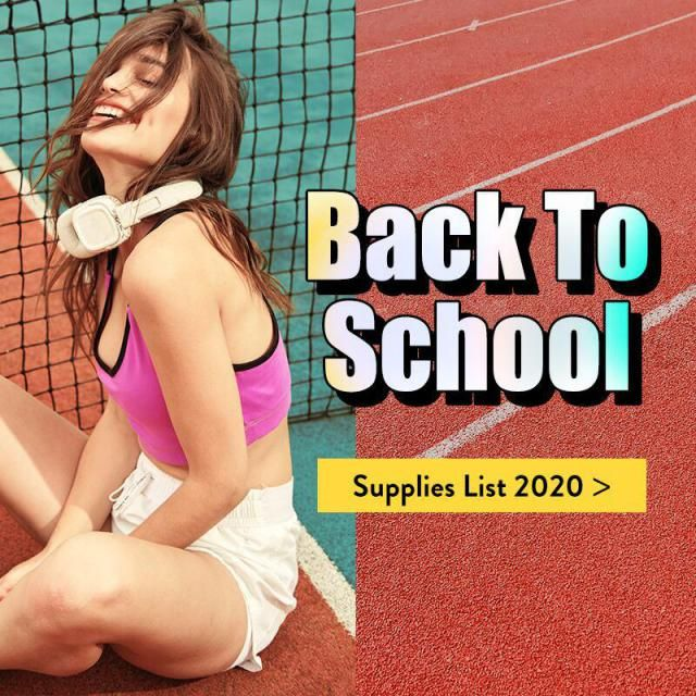 For the upcoming school year, Are u ready? New classroom, New book,  & NEW ZAFUL CLOTHES
