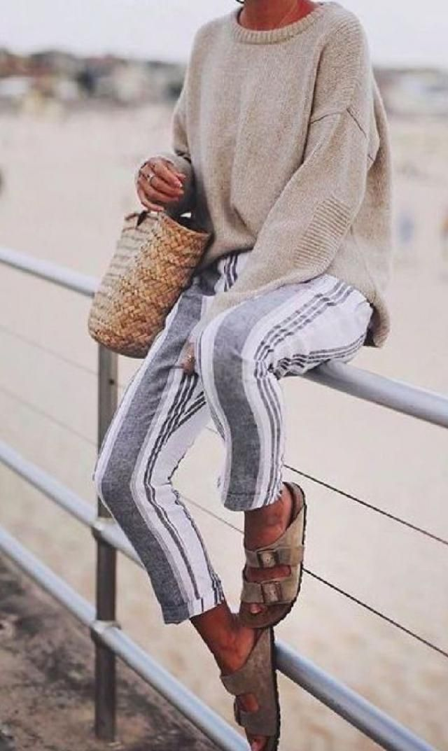 striped pants | | |