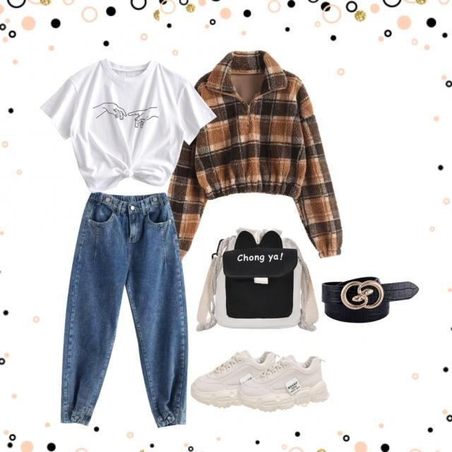 With fall coming up, this sporty look offers you a comfortable transition into the cool evening. Don&;t forget to take…