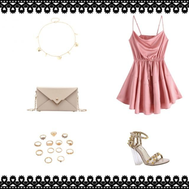 party dress (pink)💓