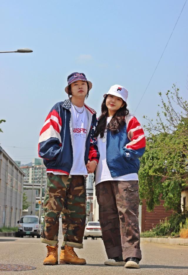Starter couple look  insta: bb_stg