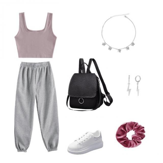 Outfit casual y cómodo
