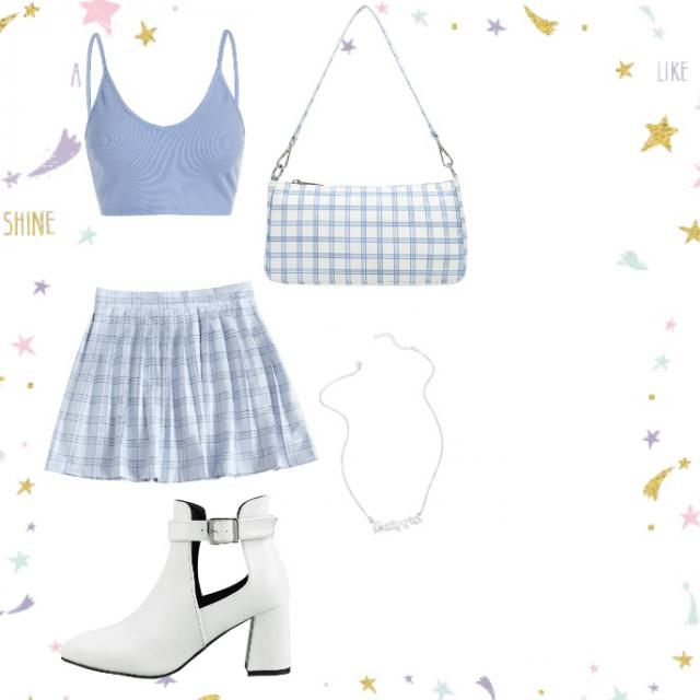 This is my first outfit please show  Same love and I hope you all like it