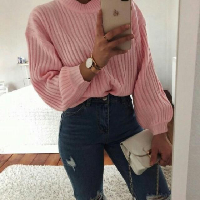 ponk sweater for everyday colorful look