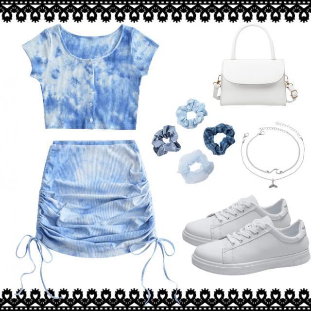 Aquarius Outfit! ✨