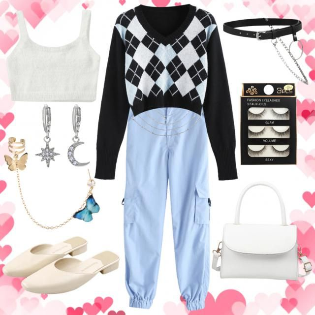 Relaxed casual look: Aquarius Colour palette: Sky High; Tranquil River