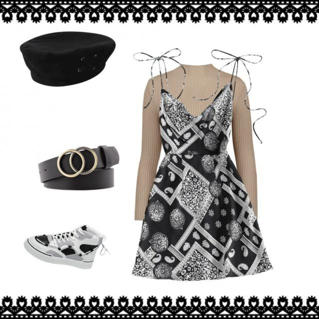 I based it off of the coming winter. I ihink it would be a very cute outfit to play with and still stay stylish even in…