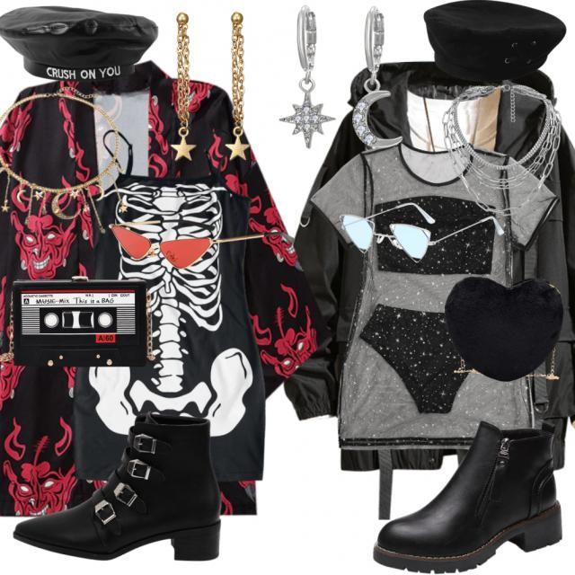 amor infinito por vestir de negro 🖤🖤🖤