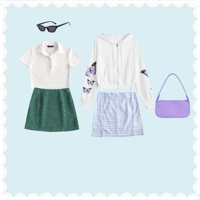 Some cute fits I found🌸