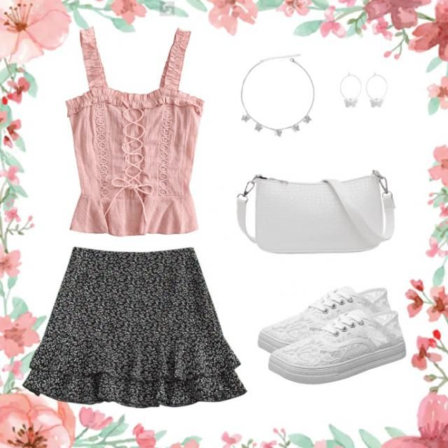 A pretty little virgo outfit
