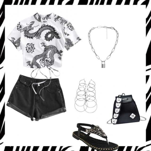 styling Dragon🐉