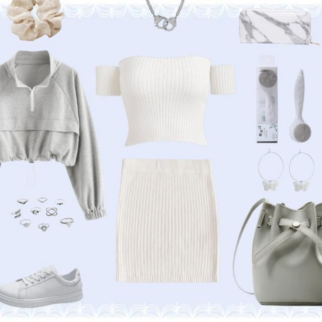 this is a Taurus zodiac outfit . Taurus are known for the color of the snow. I'm a capricorn…