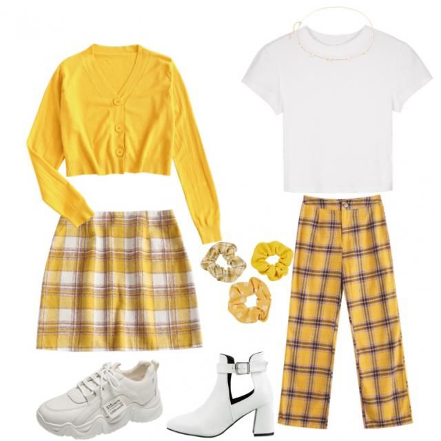 # #             Hey, this is the most iconic outfit from Clueless.