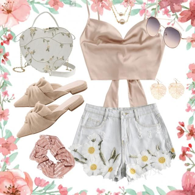 🐚🌸BRIGHT🌸🐚 I would TOTALLY wear this 🥂       ngstyle