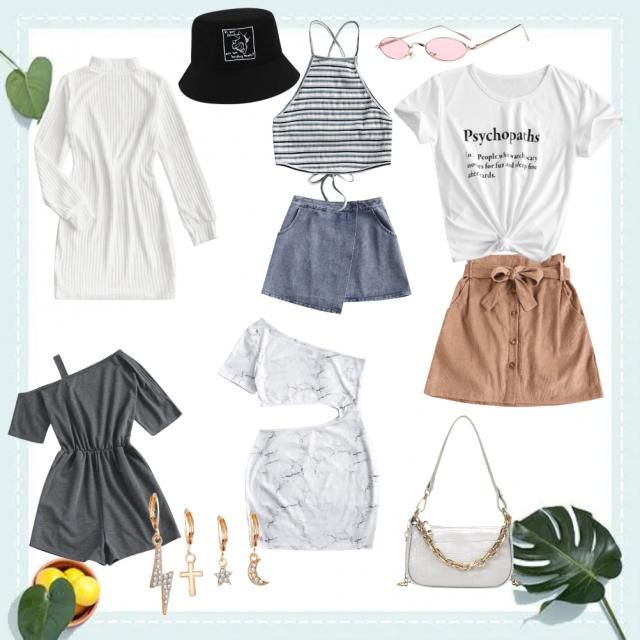 Aesthetic Ideas the bag in the corner fits for every outfit in this pic i also love how simple the outfits are and how …