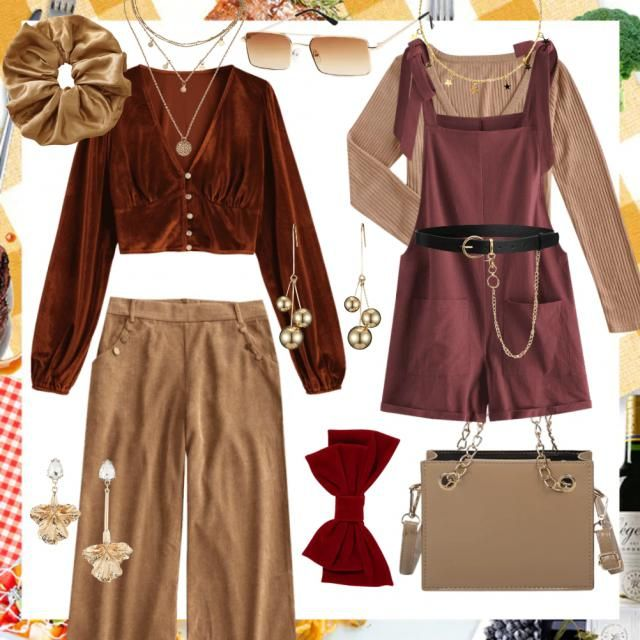 🍂🤎FALL🤎🍂BFF OUTFITS!!! Totally would wear these outfits with my bff!!!