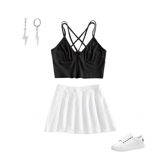 Black and white date