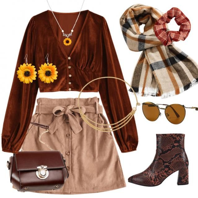 🍂🤎FALL🤎🍂 would you wear??