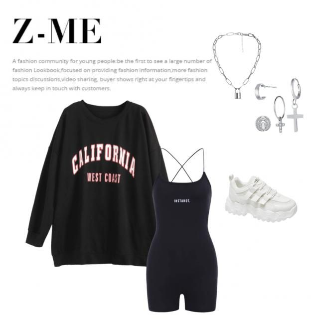 simple outings outfit