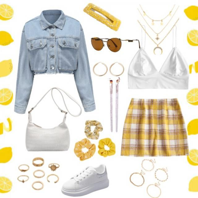 If Gemini was an outfit... ♊️💛                                             …