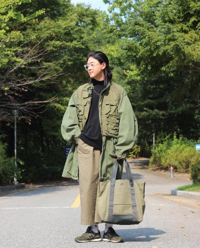 Military fashion  @bb_stg