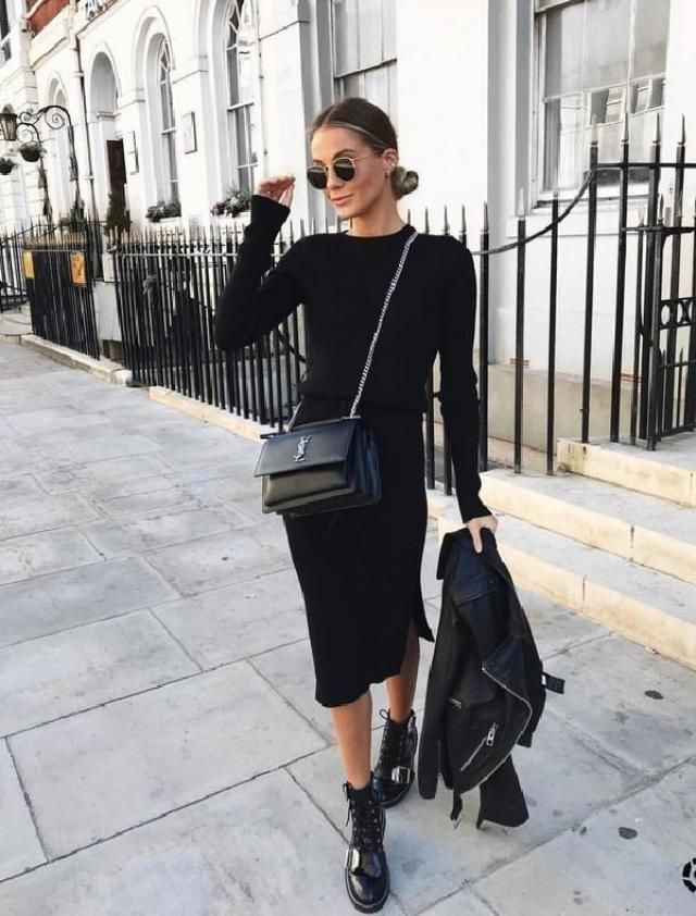 Anyone can pull off an all-black outfit. All Black Everything is a classic way to make yourself look chic, gl…