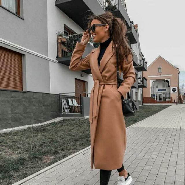 long fabulous coat