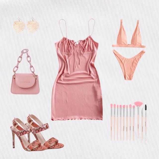 felt pink today❤