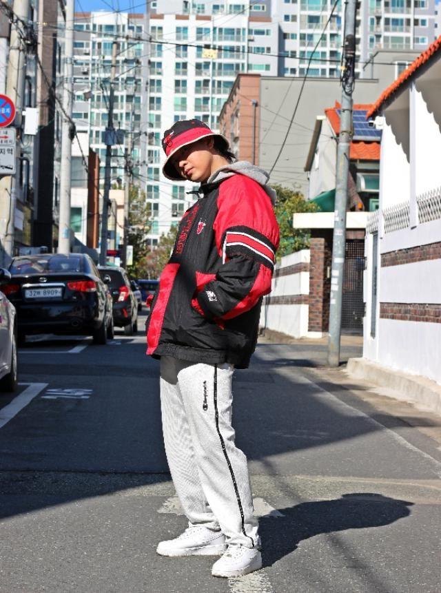 90s oldschool streetfashion  insta: bb_stg